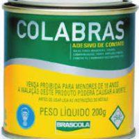 ADESIVO COLABRAS 1/16 200G BRASCOLA