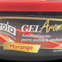 AROMATIZANTE GEL MORANGO 60GR PEROLA