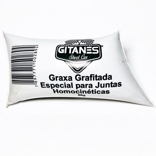 GRAXA GRAFITADA 80G (HOMOCINÉTICA) SACHE