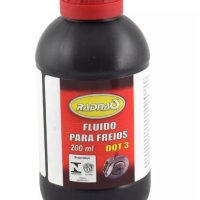 FLUIDO FREIO DOT 3 200ML RADNAQ