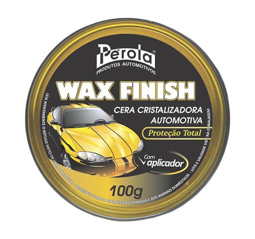 WAX FINISH CERA CRISTALIZADORA 100G PEROLA