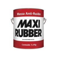 MASSA ANTI RUIDO GAL MAXI RUBBER