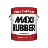 MASSA ANTI RUIDO GAL MAXI RUBBER