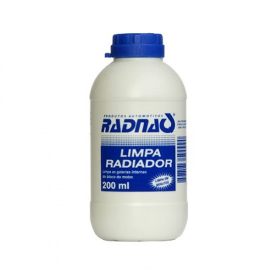 LIMPA RADIADOR 200ML - RQ9080