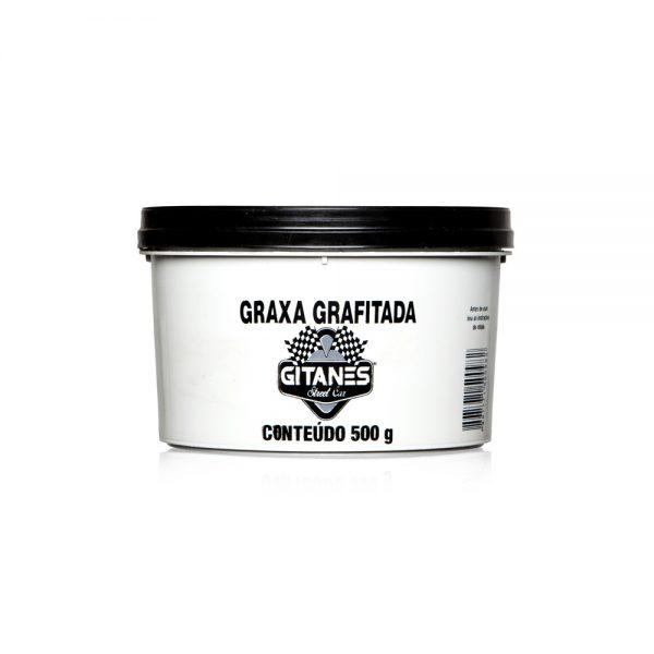 GRAXA GRAFITADA 500G GITANES