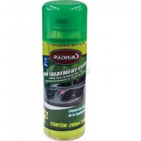 LIMPA AR COND. GRANADA CARRO NOVO 290ML(AIR TREATMENT CLEAN) RADNAQ