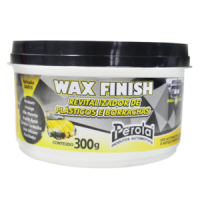 REVITALIZADOR DE PLASTICOS WAX FINISH PEROLA 300g