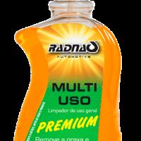 MULTI USO PREMIUM 500ML RADNAQ(ESTOFADO/CARPETES/METAL E PLASTICOS)RQ8085