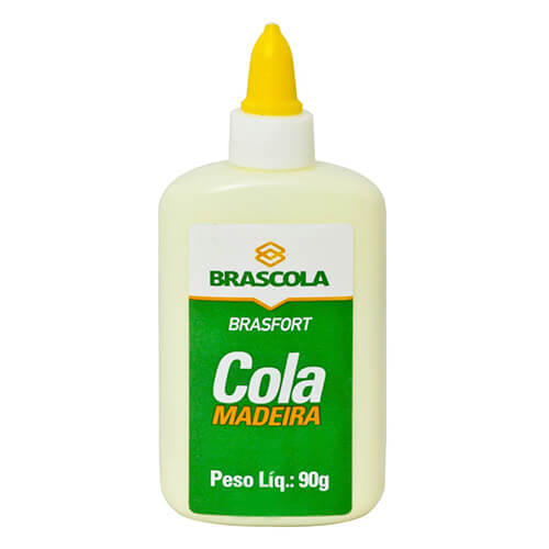 COLA MADEIRA 90G BRASCOLA