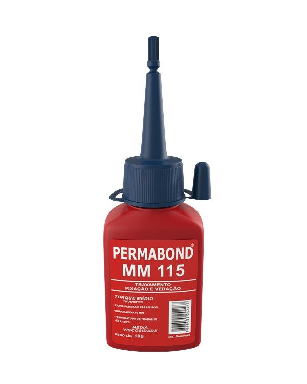 TRAVA ROSCA 115 10G PERMABOND T. MEDIO (1344)