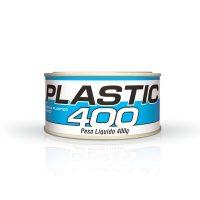 ADESIVO PLASTICO BRANCO PLASTIC 400G MAXI RUBBER