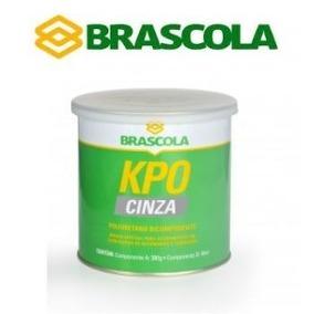 BRASCOVED KPO CINZA 440G