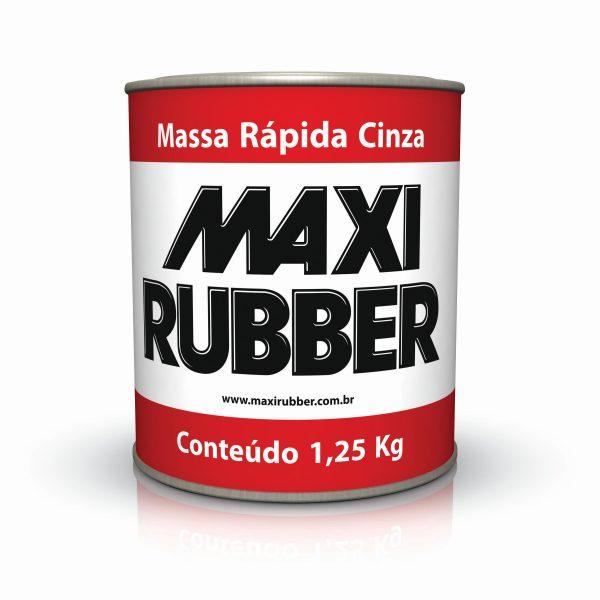 MAX MASSA RAPIDA CINZA 1/4