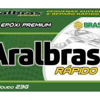 ARALBRAS RAPIDO 23G (2MIN