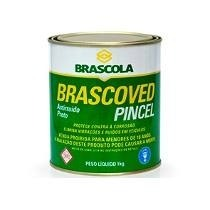 BRASCOVED PINCEL 900ML (PRETO)