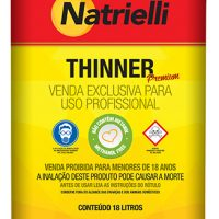 THINNER 8137 18 L NATRIELLI