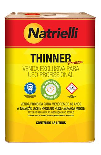 THINNER 8137 18 L NATRIELLI