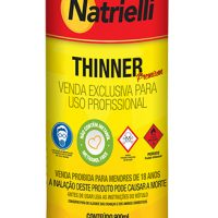 THINNER 8137 900ML NATRIELLI