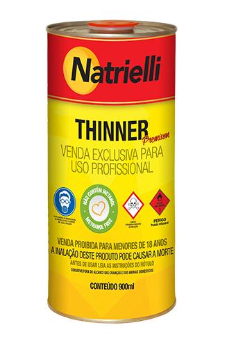 THINNER 8137 900ML NATRIELLI